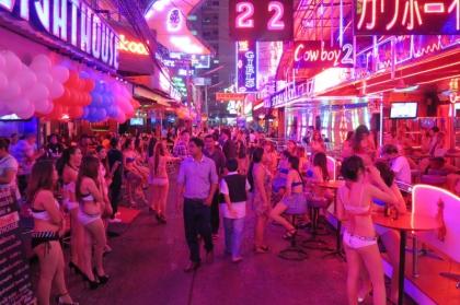 曼谷牛仔街