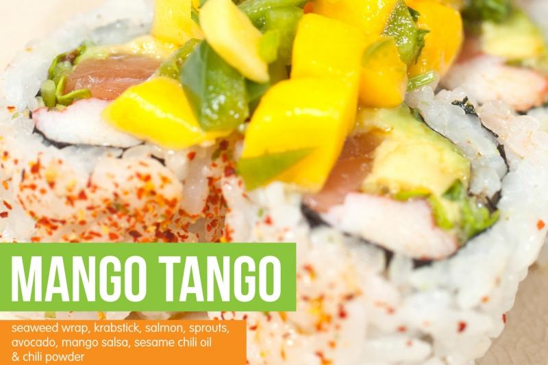 泰国Mango Tango