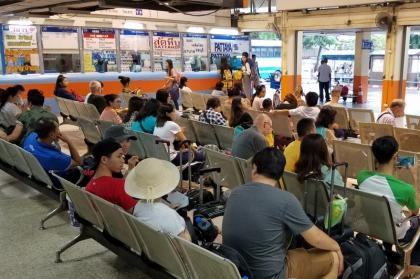 曼谷汽车东站
