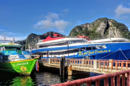 普吉岛去皮皮岛交通及船期