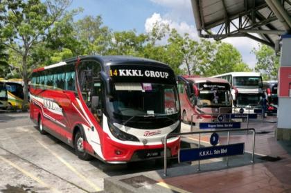 从吉隆坡去马六甲
