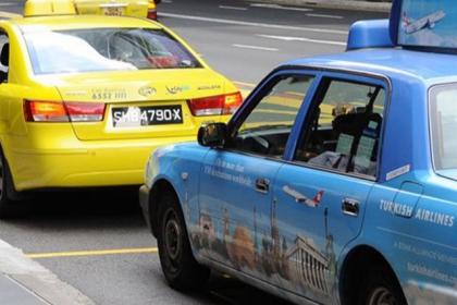 新加坡机场出租车