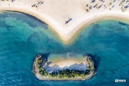 圣淘沙岛-西乐索沙滩