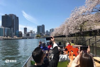 大阪观光游船