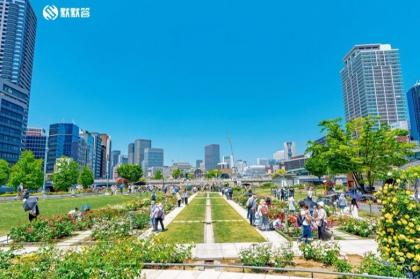 大阪中之岛公园