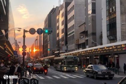 京都市营巴士