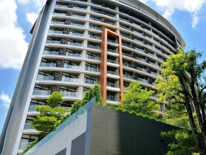 曼谷艾塔斯酒店式公寓,曼谷艾塔斯酒店式公寓,Aetas Residence