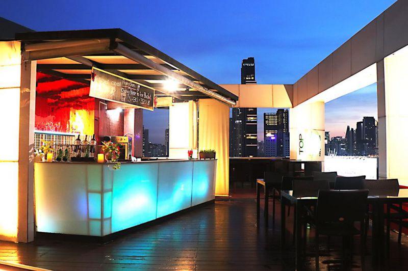 曼谷嗨酒店,曼谷嗨酒店,Hi Residence