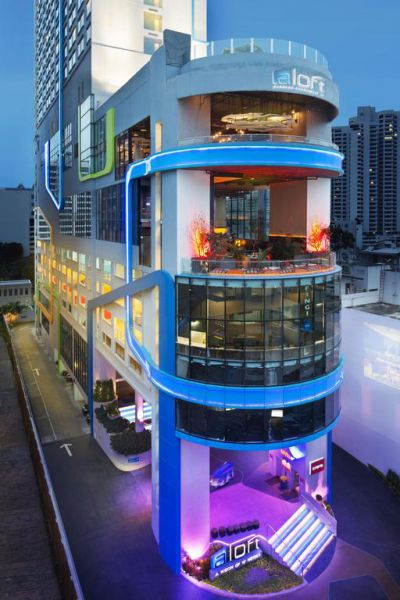 曼谷素坤逸11号雅乐轩酒店,曼谷素坤逸11号雅乐轩酒店,Aloft Bangkok Sukhumvit 11