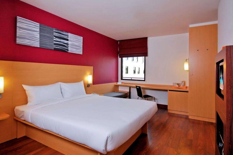 曼谷素坤逸4号宜必思酒店,曼谷素坤逸4号宜必思酒店,ibis Bangkok Sukhumvit 4
