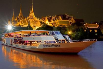 曼谷湄南河游船-公主号
