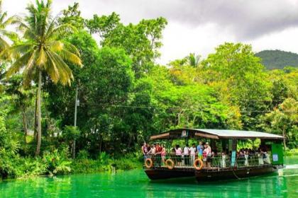 罗博河游船