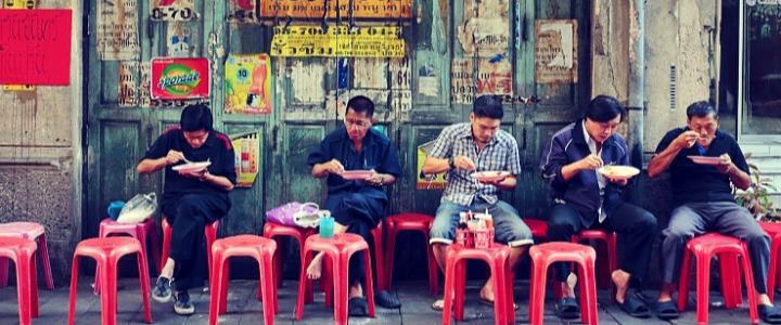 寻味曼谷唐人街,排队也要吃的10大热门美食!