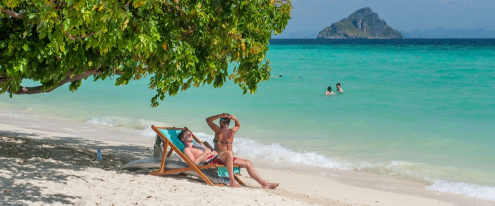 普吉岛 | 住进这些酒店,分分钟独享沙滩!