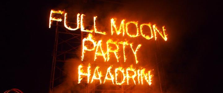 在老死之前,一定要去一次帕岸岛满月派对啊!