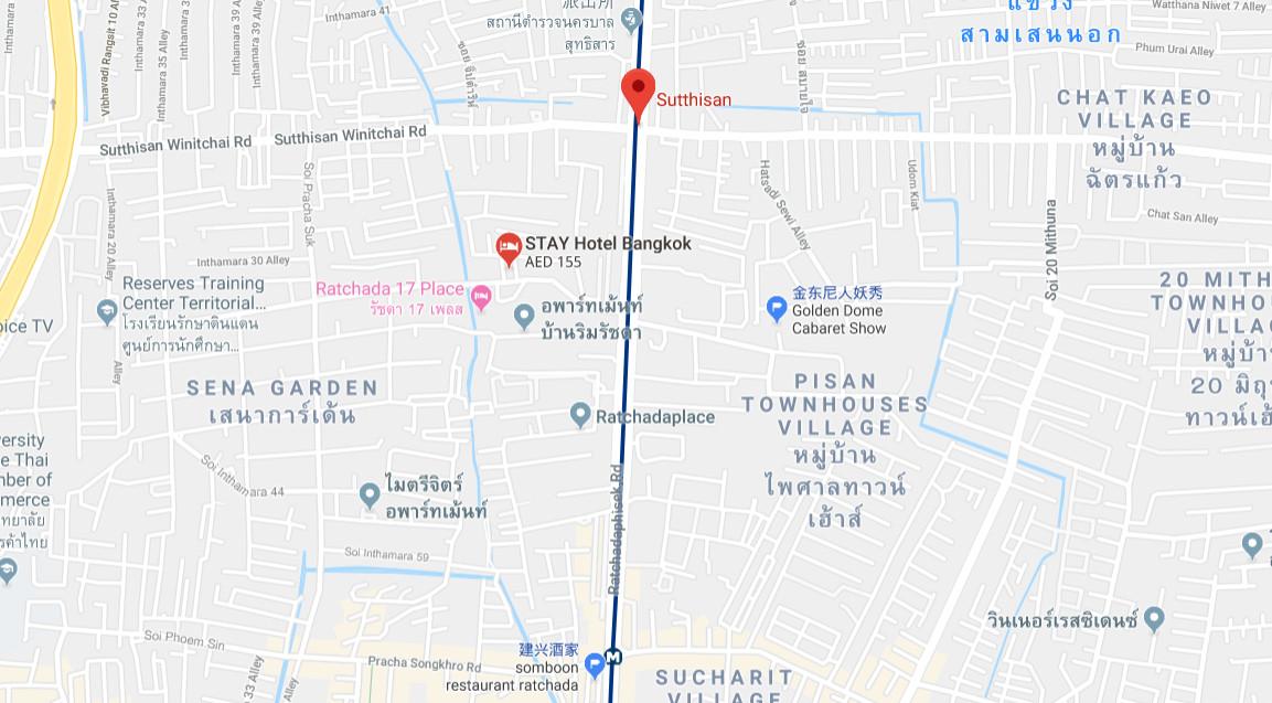 曼谷停留酒店,曼谷停留酒店,Stay Hotel Bangkok