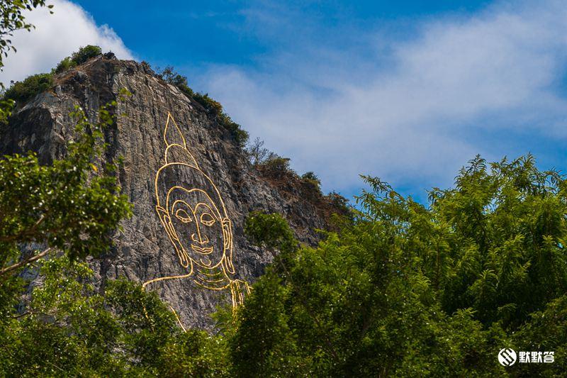 七珍佛山,七珍佛山,Khao Chi Chan Buddha