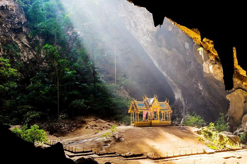 帕亚那空山洞,帕亚那空山洞,Tham Phraya Nakhon