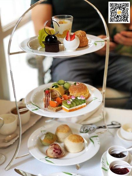 曼谷文华东方酒店下午茶,曼谷文华东方酒店下午茶,Authors' Lounge