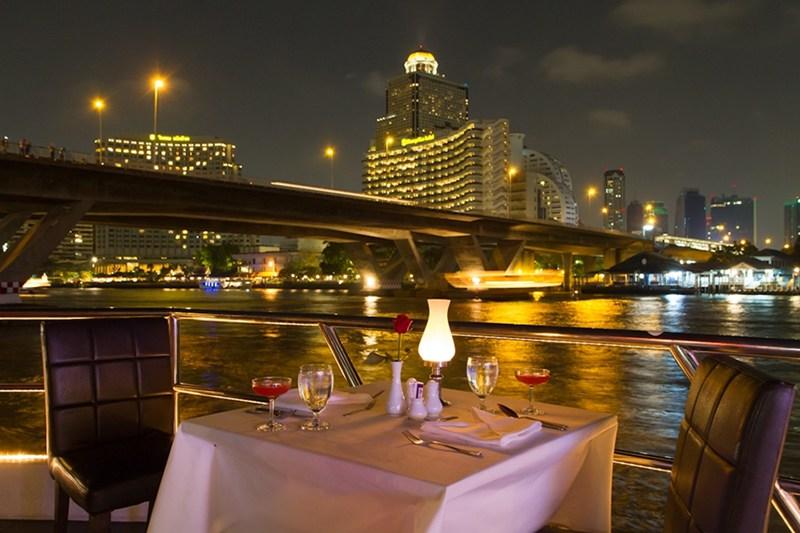 曼谷湄南河游船-公主号,曼谷夜游湄南河-公主号,Chao Phraya Princess Cruise