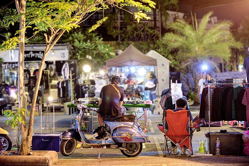 JJ Green夜市(已关闭),JJ Green夜市,JJ Green Night Market