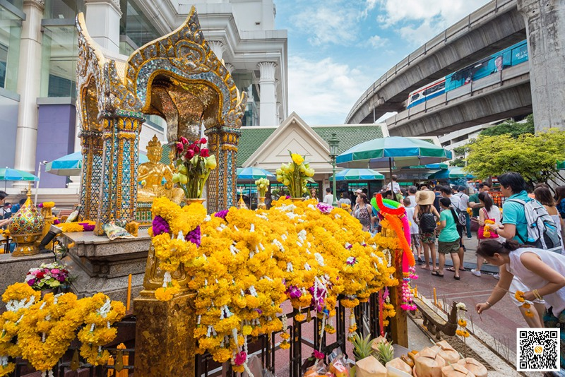 曼谷四面佛,曼谷四面佛,Erawan Shrine