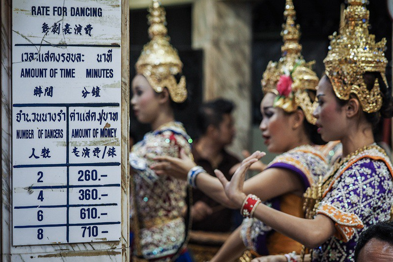 曼谷四面佛,曼谷四面佛,Erawan Shrine