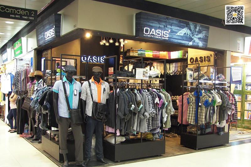 水门市场,水门市场,The Platinum Fashion Mall