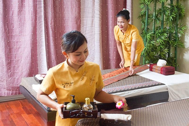 曼谷素泰水疗,素泰So Thai水疗,So Thai Spa
