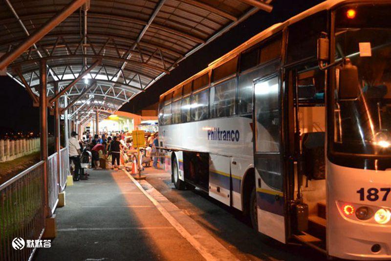 马尼拉机场去克拉克机场,如何从克拉克机场去马尼拉机场,Point-to-Point bus