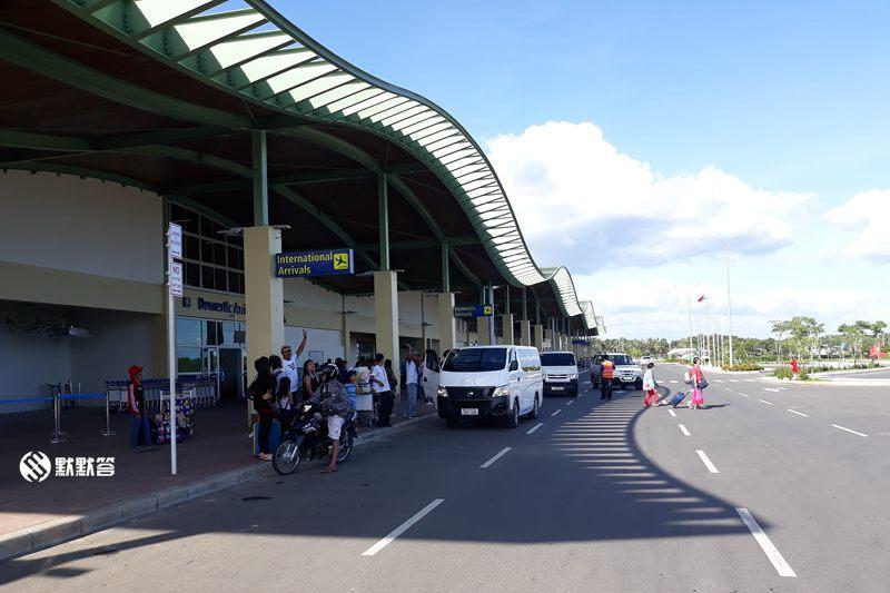 薄荷岛机场交通攻略,薄荷岛机场交通攻略,Bohol Panglao International Airport