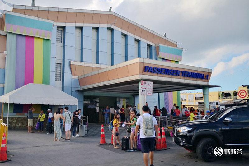 宿务到薄荷岛,如何坐船从宿务去薄荷岛,From Cebu to Bohol