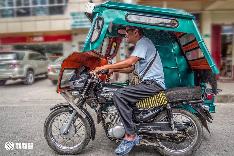 薄荷岛嘟嘟车,薄荷岛嘟嘟车的价格,Bohol tricycle