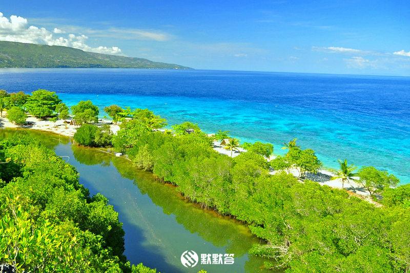 苏米龙岛,苏米龙岛,Sumilon Island