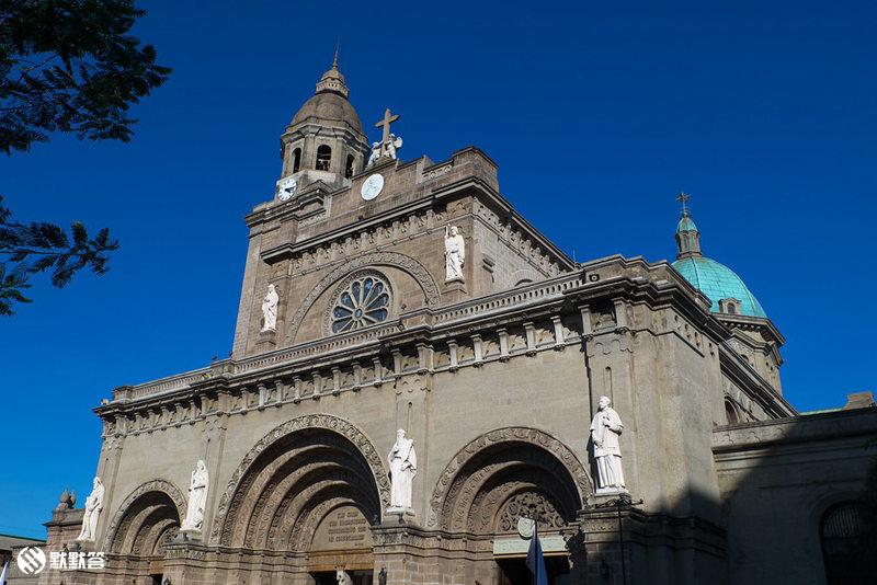 马尼拉大教堂,马尼拉大教堂,Manila Cathedral