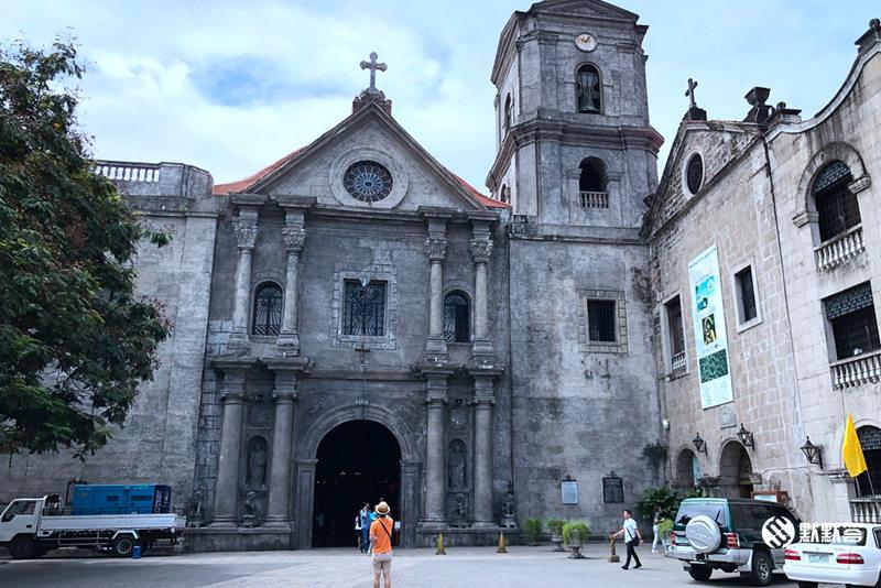 圣奥古斯丁教堂,圣奥古斯丁教堂,San Agustin Church