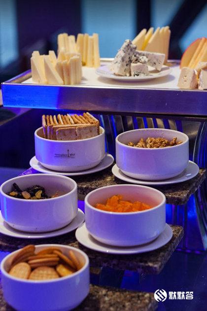 吉隆坡塔360旋转餐厅,吉隆坡塔360旋转餐厅下午茶,Atmosphere 360