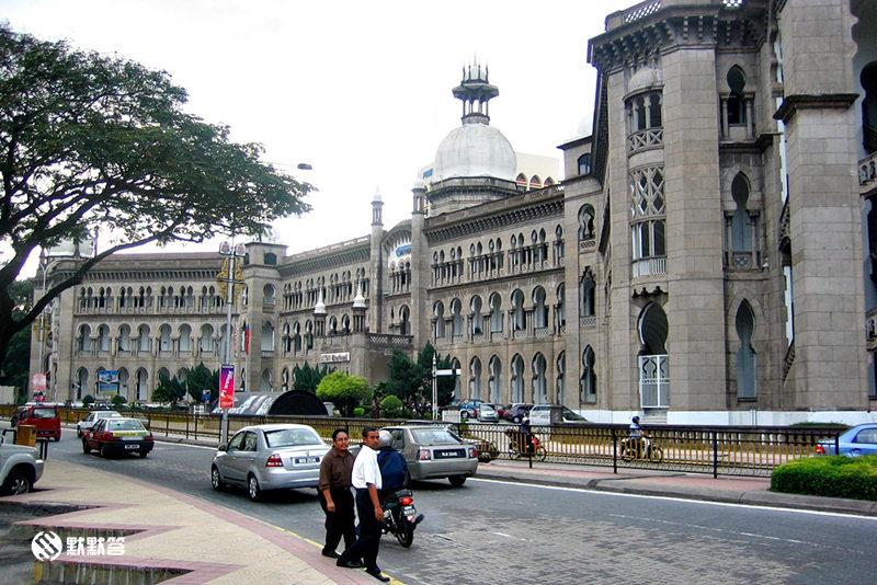 吉隆坡旧火车站,吉隆坡旧火车站,Kuala Lumpur Railway Station