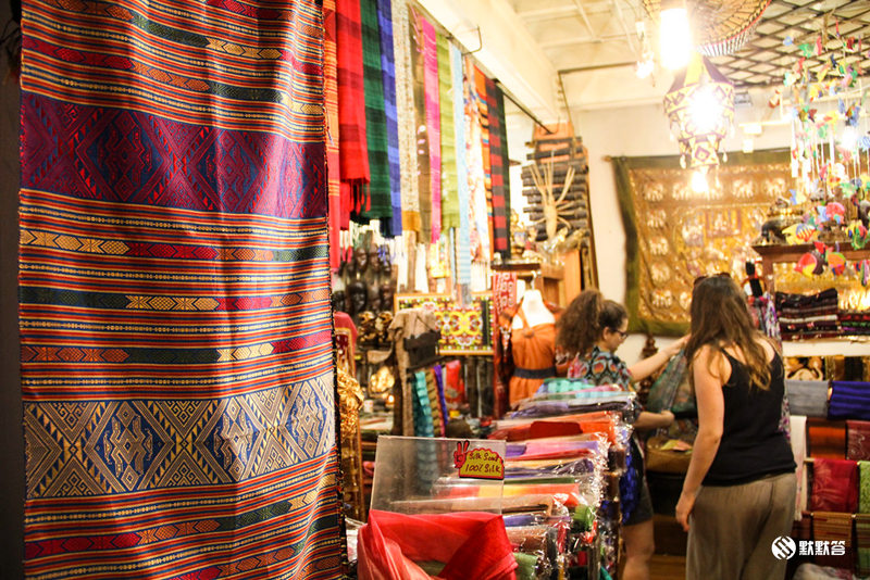 中央市场,中央市场,Central Market / Pasar seni