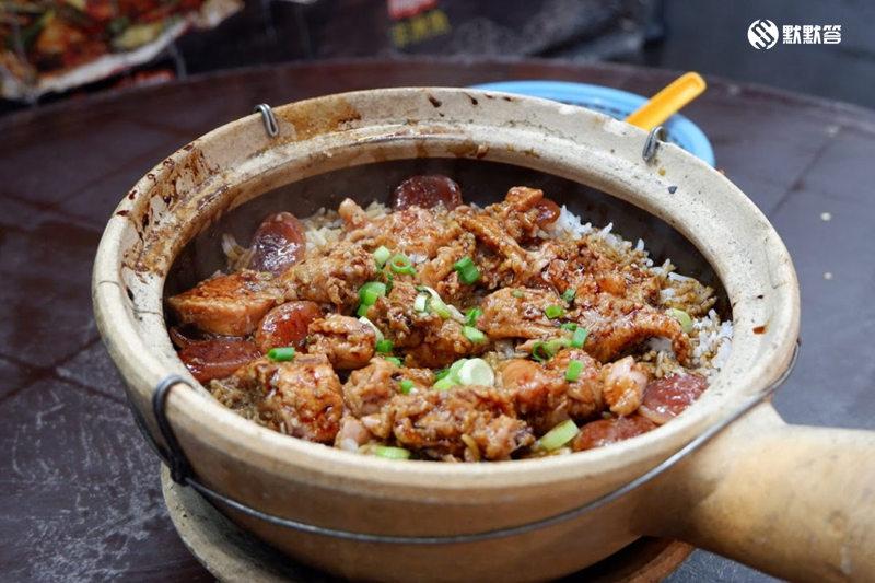 茨厂街美食地图,吉隆坡唐人街 / 茨厂街美食地图,Petaling Street