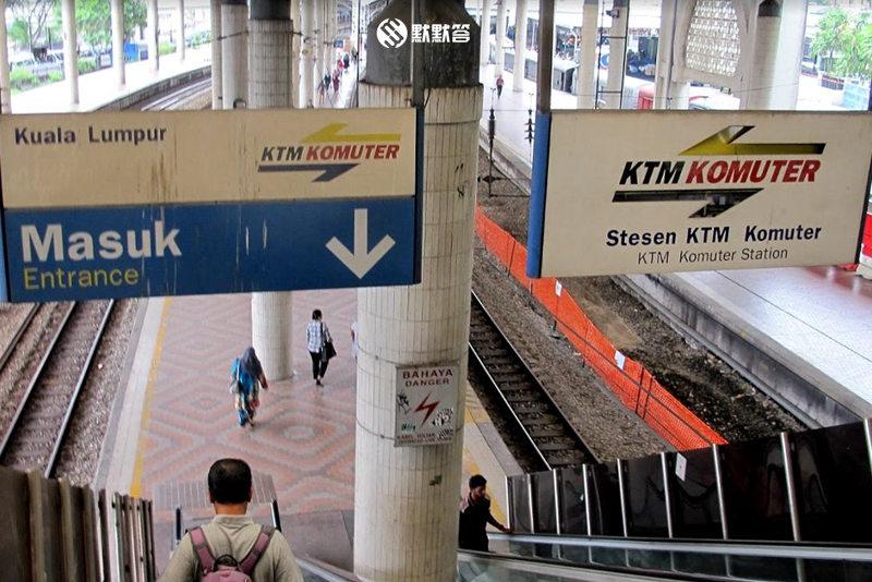 吉隆坡火车KTM Komuter,吉隆坡火车KTM Komuter(1-2号线),Keretapi Tanah Melayu