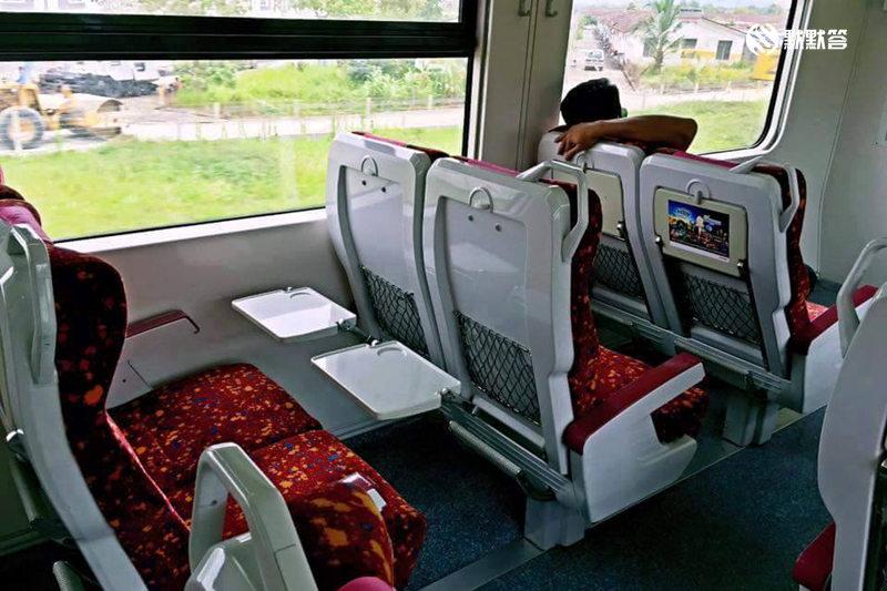 吉隆坡电动火车KTM ETS,吉隆坡电动火车KTM ETS,KTM Electric Train Service