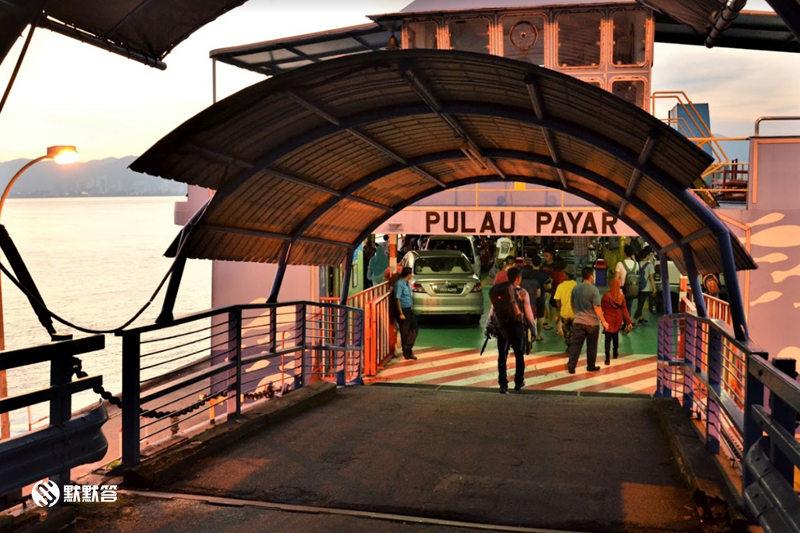 从吉隆坡到槟城,从吉隆坡到槟城,Traffic from Kuala Lumpur to Penang