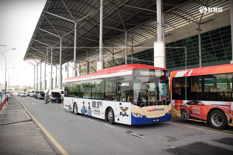 如何从槟城机场到市区,如何从槟城机场到市区,Transport from Penang Airport to Downtown
