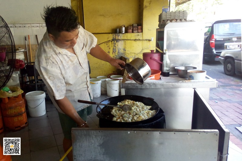 成都旅社-卤面与潮州蚝煎,成都旅社-卤面与潮州蚝煎,Kedai Kopi Seng Thor