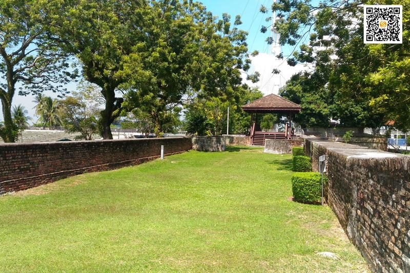 康华利斯堡,康华利斯堡,Fort Cornwallis