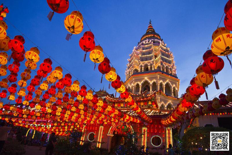 极乐寺,极乐寺,Kek Lok Si Temple
