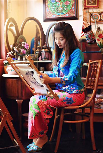 槟榔侨生大宅-娘惹博物馆,槟榔侨生大宅-娘惹博物馆,Pinang Peranakan Mansion