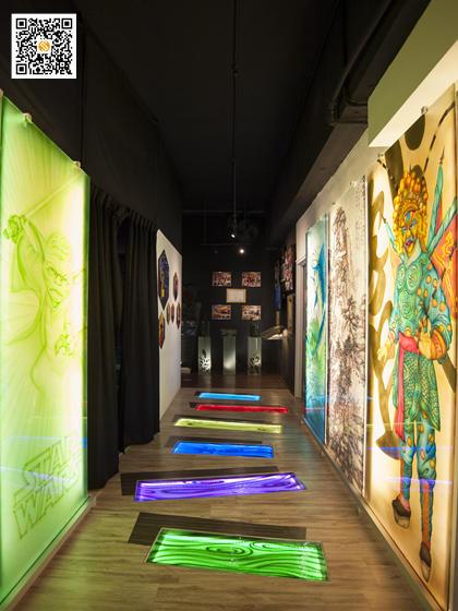 槟城玻璃博物馆,槟城玻璃博物馆,I-Box Glass Museum