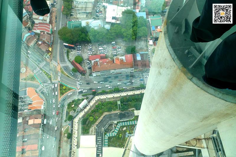 光大广场顶层观光--彩虹天空步道,光大广场顶层观光--彩虹天空步道,The Top Komtar Rainbow Skywalk